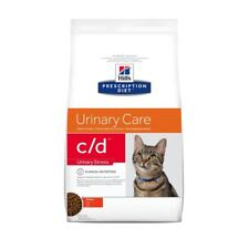Hill's Prescription Diet C/D Urinary Stress Care Poulet Sec Nourriture Pour Chats 4 kg