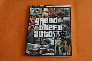 GTA IV Grand Theft Auto Das offizielle Lösungsbuch Spieleberater