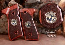 Beretta 92FS 96 98 M9 Rosewood Grip