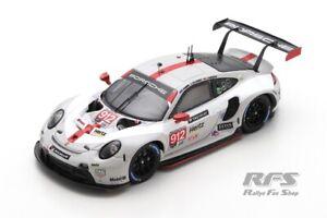 Porsche 911 RSR 24h Daytona 2020 Bamber Vanthoor Jaminet 1:43 Spark US 121 NEU