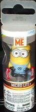 DESPICABLE ME Minion Made  DAVE 2 eyes ~ micro lite LED Light Keyring flashlight