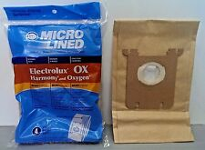 9 OX Bags Electrolux Sanitaire S Oxygen Ultra Harmony Eureka BB Bags,