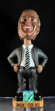 Scarce 2001 Coach Paul Silas Charlotte Hornets SGA Bobblehead - REDUCED!!!