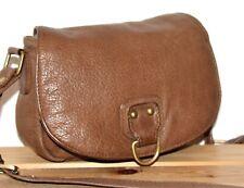 Jones The Bootmaker Leather Boho Satchel/Messenger/Shoulder Bag/Purse