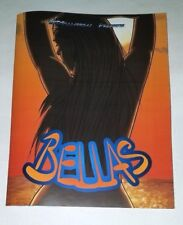 BELLAS magazine autographed by artist MDVILLARREAL