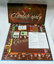 Chocolate-opoly Game - Late For The Sky - LN - COMPLETE