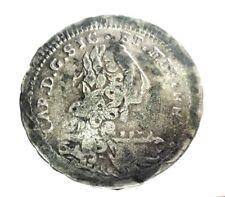 PALERMO-Sicilia (Carlo III di Borbone) 2 TARI' 1743