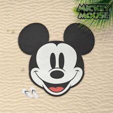 Official Licensed Mickey Mouse Bain Plage Vacances Natation Rapide Facile-sèche serviette