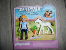 Playmobil Spirit Abigail mit Fohlen neu & im Blister