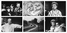 """16mm Film: I LOVE LUCY """"First Stop"""" (1955 TV show) HIGH-RATED EPISODE - 25 min."""