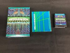 Beamrider (Colecovision, 1984) In Box With Manual