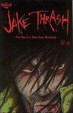 JAKE THRASH Issues 1 & 2 (1986 - Barry Blair/Dave Cooper)