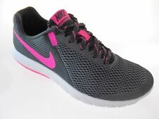 Nike Flex Experience RN 5 Womens Wide Running Shoes 869566-002 Black/Pink/White