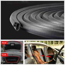 1x 5M Fit Car Door Hood Trunk Trim Edge Moulding Rubber Weatherstrip Seal Strip