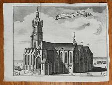 Delices Pays Bas Ruremonde Roermond Belgium 2 Original Engravings 1760#
