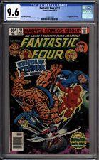 Fantastic Four 211 CGC Graded 9.6 NM+ 1st Terrax Marvel Comics 1979