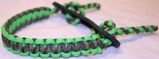 Bow Wrist Sling - Camo/Green - (Lifetime Guarantee)