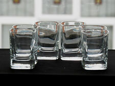 SMALL CRYSTAL GLASSES SET OF 6