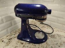 KitchenAid Stand Mixer KSM105gbcbu  Stand Only blue / purple