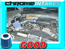 BLUE 02 03/2002 2003 JEEP LIBERTY LIMITED/RENEGADE/SPORT 3.7 3.7L V6 AIR INTAKE