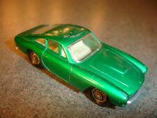 Old Vtg Antique Diecast Matchbox #75 Ferrari Berlinetta Toy Made In England