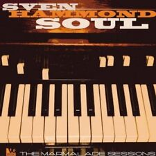 Brand New! Sven Hammond Soul - The Marmalade Sessions 180 Gram Vinyl Double LP