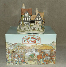 David Winter Cottages Will O Wisp Collectors Piece #10 in original Box