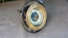 Ancien superbe gros compas boussole de bateau en bronze VEB GRW TELTOW Nr 60/443