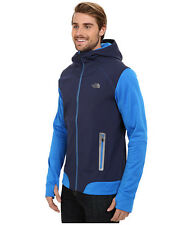 NWT THE NORTH FACE Men's Kilowatt Jacket in Cosmic Blue/Bomber Blue $130 - M