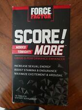 Force Factor. SCORE MORE &  SCORE XXL. Increase your Libido, Go Longer