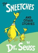 Sneetches and Other Stories by Dr. Seuss c1961, NEW Reprint Hardcover Ships Free