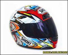 1:5 SHOEI Daijiro Kato Memorial Helmet Casco Moto GP 2001 no minichamps RARE NEW