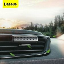 Baseus Metal Car Air Freshener Aromatherapy Fragrance Essential Oil Diffuser