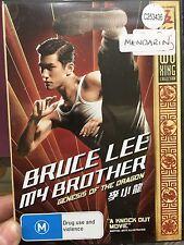 Bruce Lee My Brother ex-rental region 4 DVD (2010 Hong Kong martial arts movie)