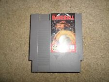 Tecmo Baseball (Nintendo Entertainment System, 1989)