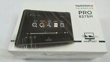 """New TomTom Telematics Pro 8275M Advanced GPS for Trucks 7"""""""