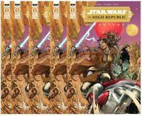 STAR WARS HIGH REPUBLIC ADVENTURES #1 - Lot of 5 Copies - Pre-order