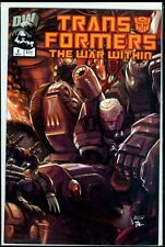 DW Comics TRANSFORMERS #2 The War Within NM 9.4