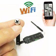 WIFI IP Network white screw 720p HD nanny Recorder Hidden SPY camera mini camera