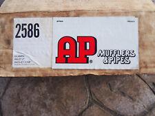 Vintage AP Original Style Muffler 1967~1970 Mercury Comet Ford Falcon NOS