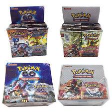 OZ NEW 36packs 324pcs/Lot Pokemon TCG Card Game STEAM SIEGE MEGA EX