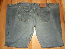 """Levis 501 W30"""" L32"""" Straight Fit Jeans (Original) 65"""