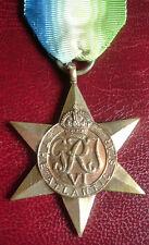 MEDALS-ORIGINAL WW2 BRITISH ATLANTIC STAR MEDAL