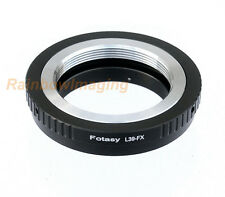 Copper Adjustable Leica M39 39mm Lens to Fujifilm X-E1 X-M1 X-T1 X-T10 Adapter
