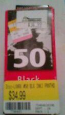 Lexmark 50 Black Print Cartridge-New