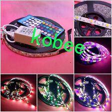 5050 RGBW RGB+Cool / Warm white 5M 300 led LED Strip Light +40key Controller