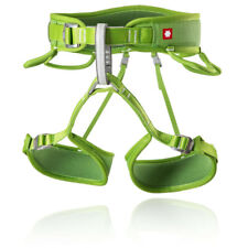 Ocun Unisex Twist Climbing Harness Green Sports Lightweight