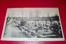 R4) AK, Postkarte, Friedhof Nachtigall, Feldpost, 1917