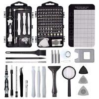 128 in 1 Precision Screwdriver Set Computer Repair Tool Kit for Eyeglasses H4C3