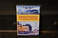 UNION PACIFIC COLORADO SPECIFIC RAILROAD VIDEO DVD MAINLINES BRANCHES ALL